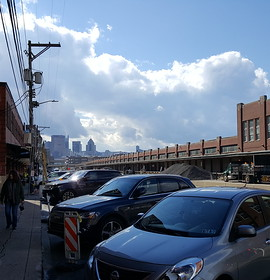 A walk through Pittsburgh's Strip District