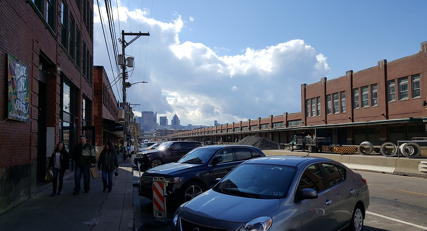 Unique Urbanity: Pittsburgh's Strip District
