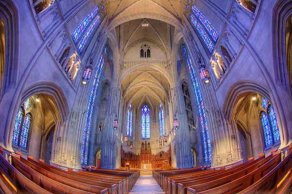 Heinz Chapel, University of Pittsburgh