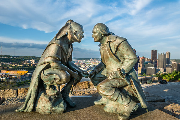 George on Mount Washington