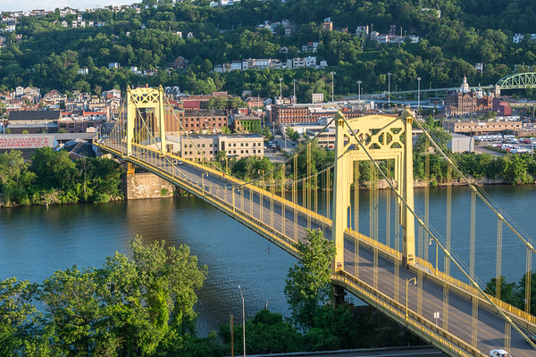 10th Street Bridge, Pittsburgh, PA