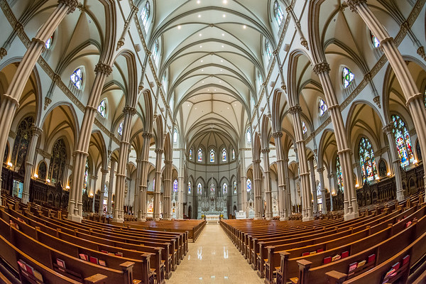 St. Paul's Cathedral, Pittsburgh, PA