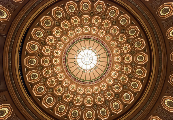 The Benedum Center Dome