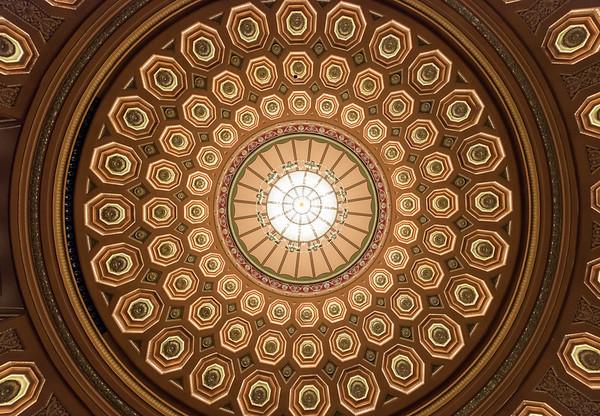 The Benedum Center Dome