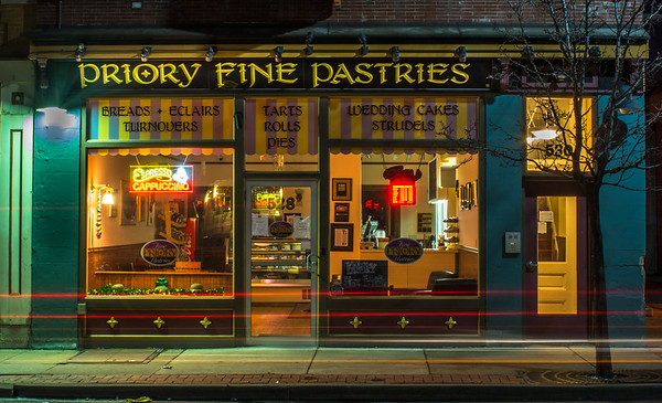 The Priory Bakery, Deutschtown, Pittsburgh, PA