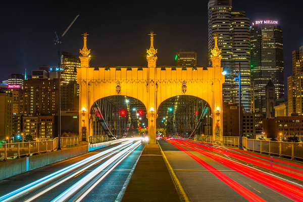Smithfield Light Trails