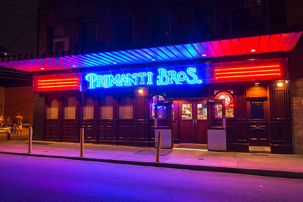 Primanti Brothers Neon