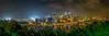 Night Light Panorama