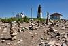 <center>Point Judith Lighthouse  <br>Point Judith - 04 September 2013<br>Narragansett, Rhode Island</center>