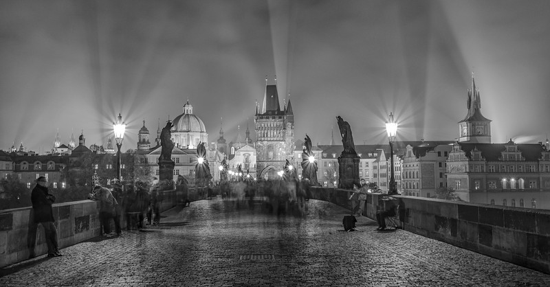 Charles Bridge Ghosts