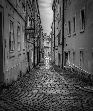 Oncoming Traffic, Prague