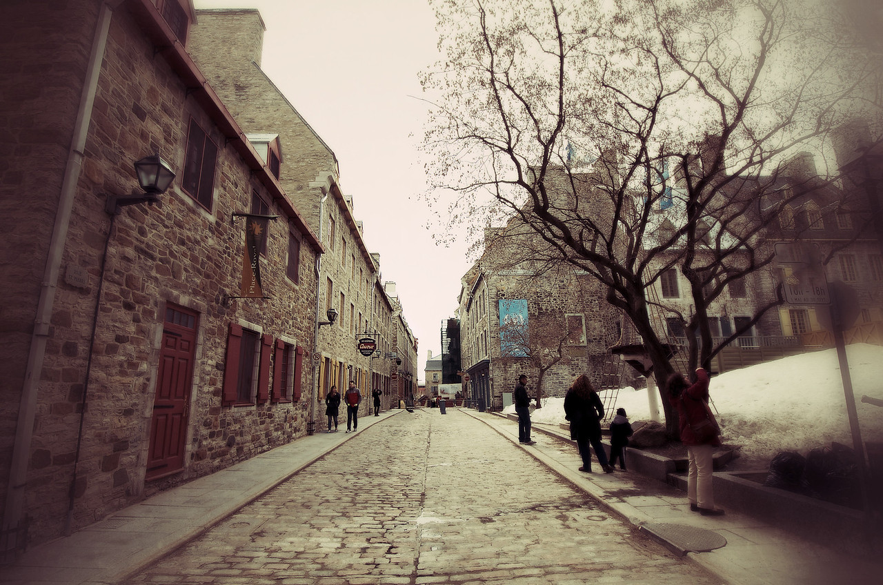 Old Quebec