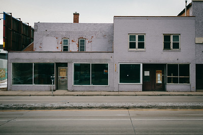 Vacant Structures on South Broadway