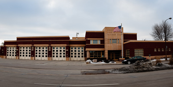 Rochester Fire Station Number One