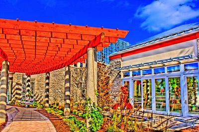 Nicholas Conservatory & Gardens, Rockford, Illinois
