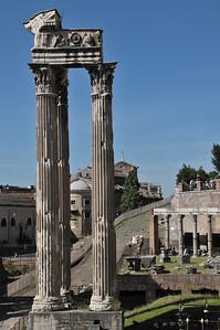 Tempio di Vespasiano (79 AD)