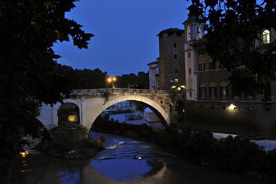 Ponte Fabricio (62 BC)