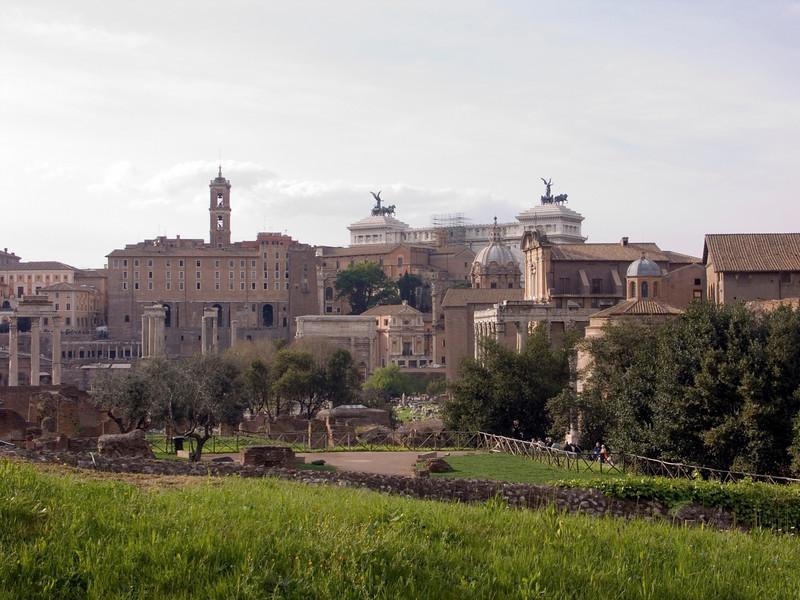 Forum Romanum<br /> Konica Minolta Dimage A2