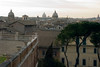 Over Rome - view from the Palazzo dei Conservatori (Capitoline Museums)<br /> Konica Minolta Dimage A2