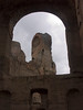 Baths of Caracalla<br /> Konica Minolta Dimage A2