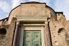Temple of Romolus<br /> Konica Minolta Dimage A2