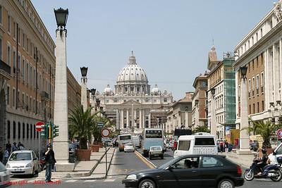 St. Peter's Basilica - Rome
