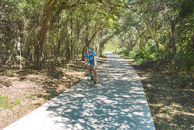 Salado Creek Greenway Trail - San Antonio