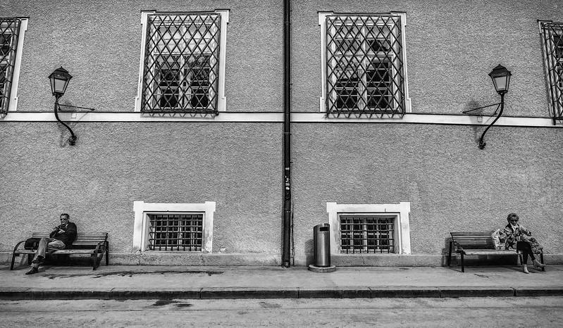 Salzburg Symmetry I
