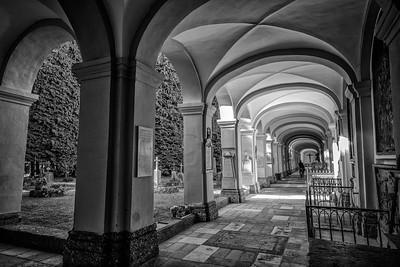 Sankt Sebastian Friedhof, Salzburg I