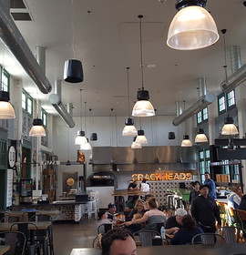 Liberty Public Market: From Navy Mess Hall to Food Hall