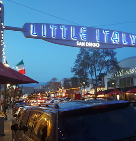 Gentrified: San Diego's Little Italy