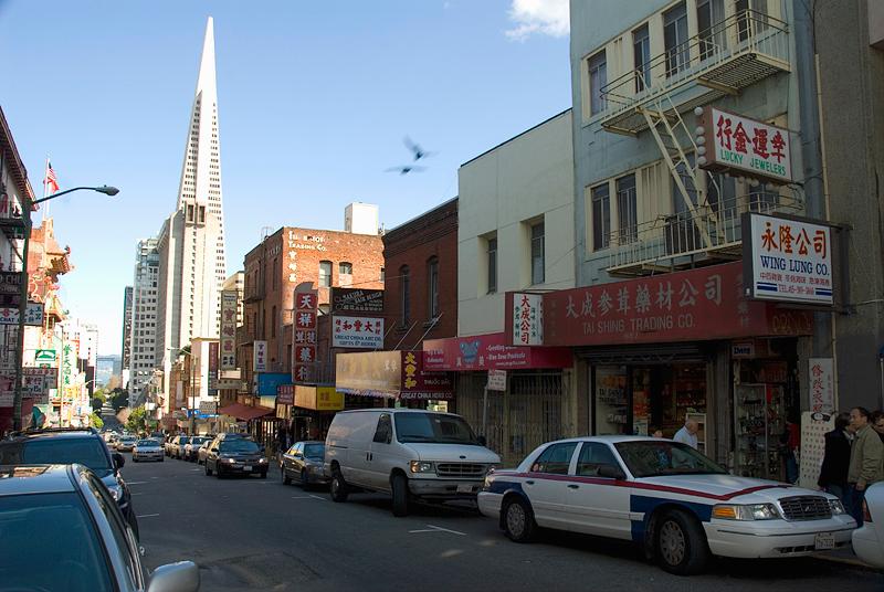 San Francisco - Chinatown