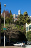 San Francisco, on the way to Coit Tower via Filbert Street Steps