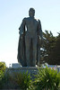 San Francisco - Columbus Statue in front of Coit Tower