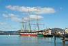 San Francisco - Fisherman's Wharf, square-rigged Balclutha
