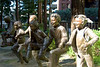 San Francisco - Transamerica Pyramid, Redwood Park, The Puddle Jumpers by Glenna Goodacre (Bronze - 1989)