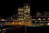 San Francisco - Embarcadero area at night