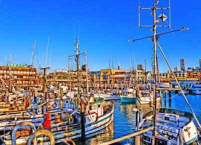 Alioto's at Fisherman's Wharf - San Francisco, California