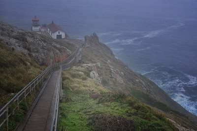 Light house at Point Reyes
