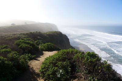 Along Pacific Coast Highway