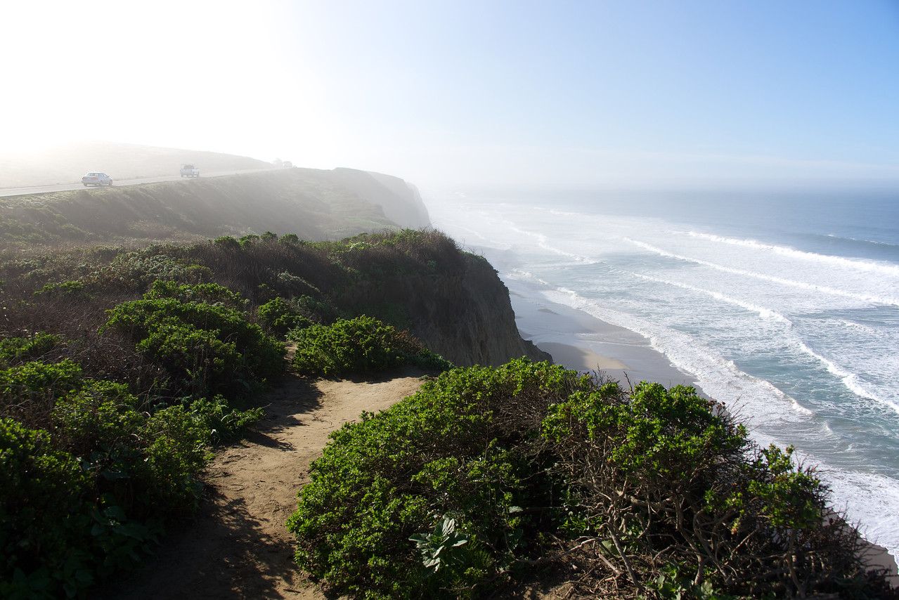 Along Pacific Coast Highway