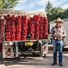 Pepper Vendor outside of Santa Fe, 9/2015