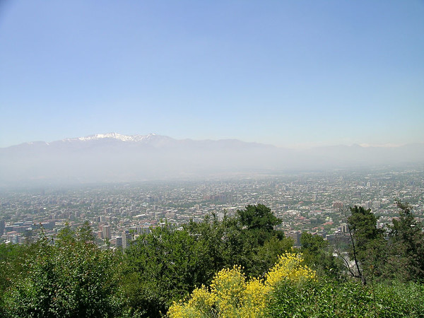 Santiago, Chile 11/2005