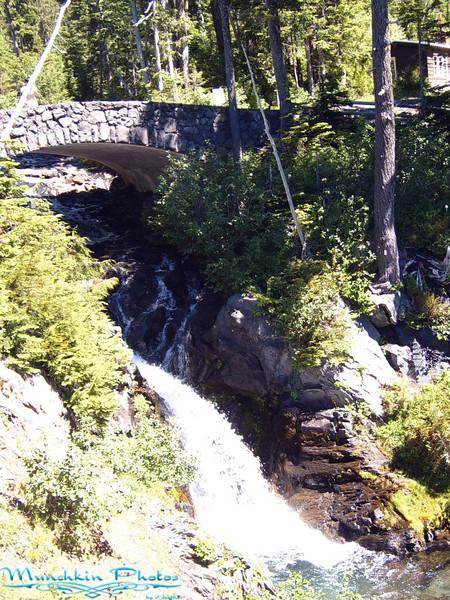 Top of Narada Falls