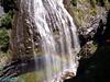 Rainbow at the bottom of Narada Falls.