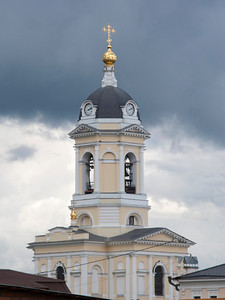 The Serpoukov Vysotsky Monastery, bell tower