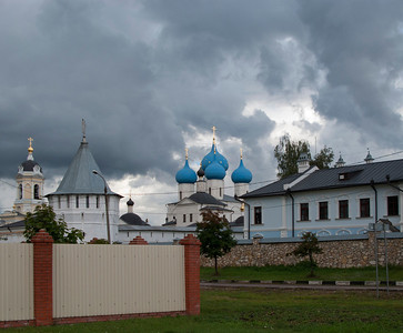 The Serpoukov Vysotsky Monastery