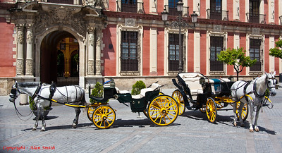 Spanish Carriages