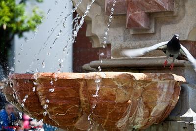 Fountain in Serville