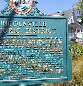 St. Augustine's Lincolnville Historic District